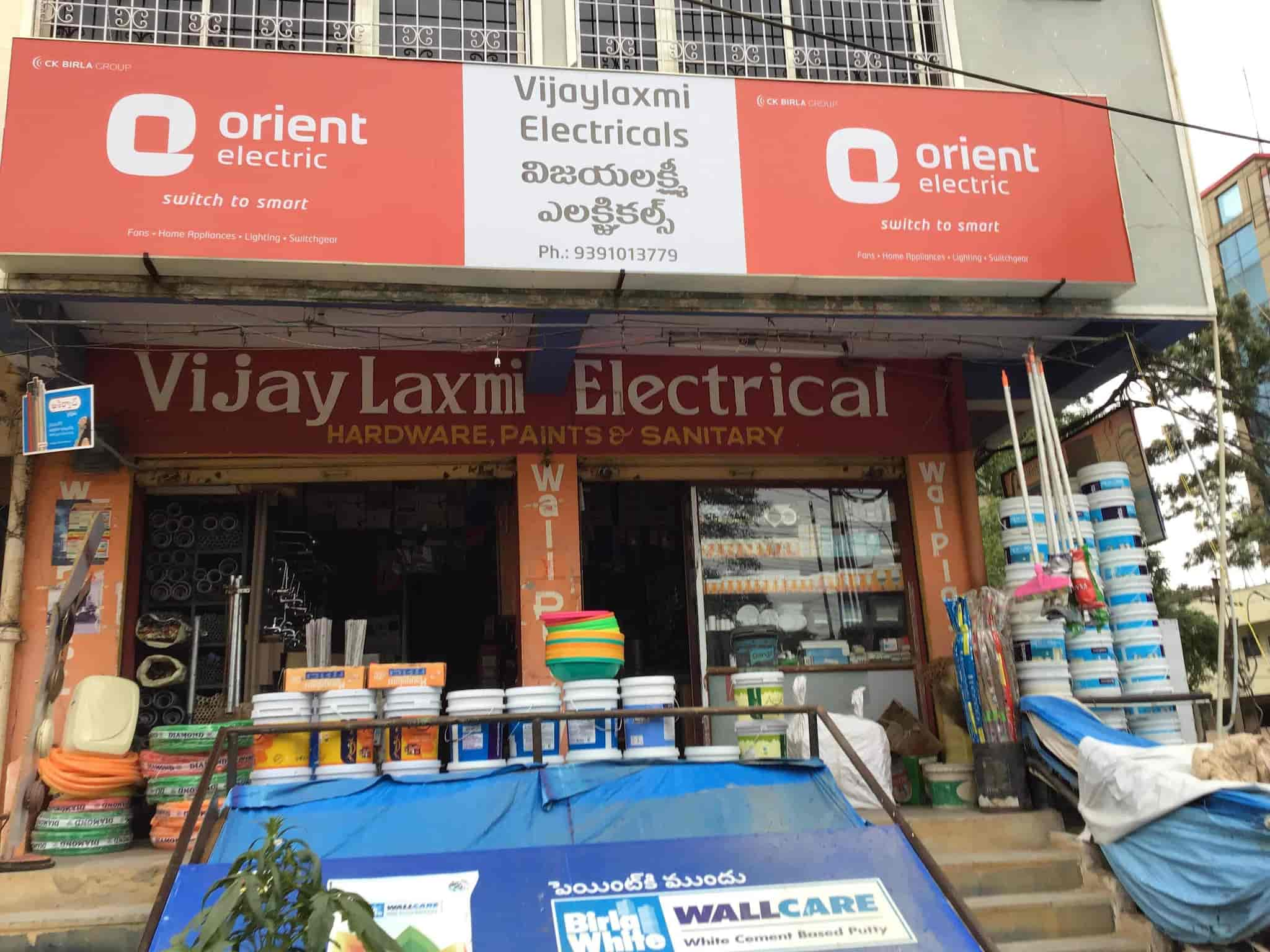 Vijaya Laxmi Electrical Hardware Paints Sanitary Photos, Kompally
