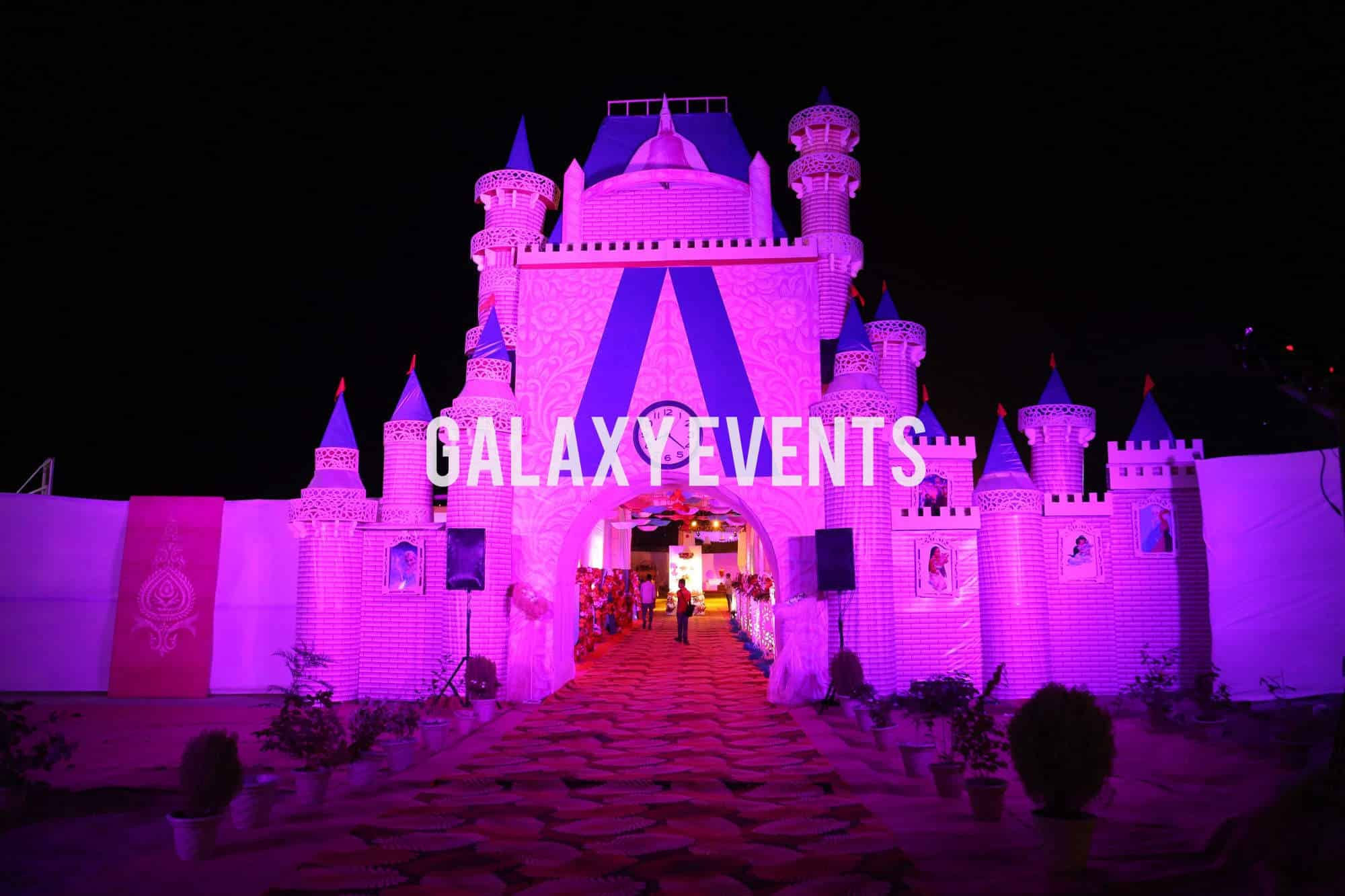 Galaxy Events, Civil Lines - Wedding Video Shooting Services in ...