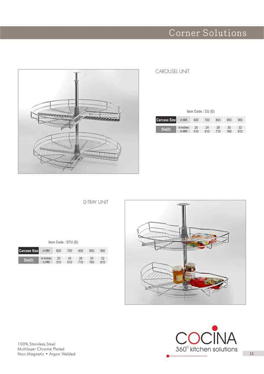 Vistoso Galería De Cocina Modular De Chennai Colección - Ideas de ...