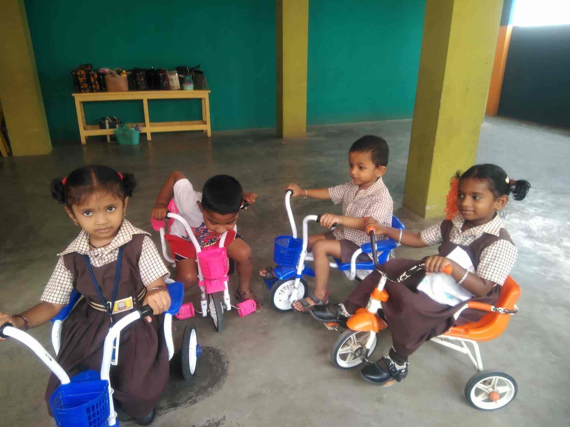 Top 10 Kindergartens in Palakonda - Best Pre Primary Schools