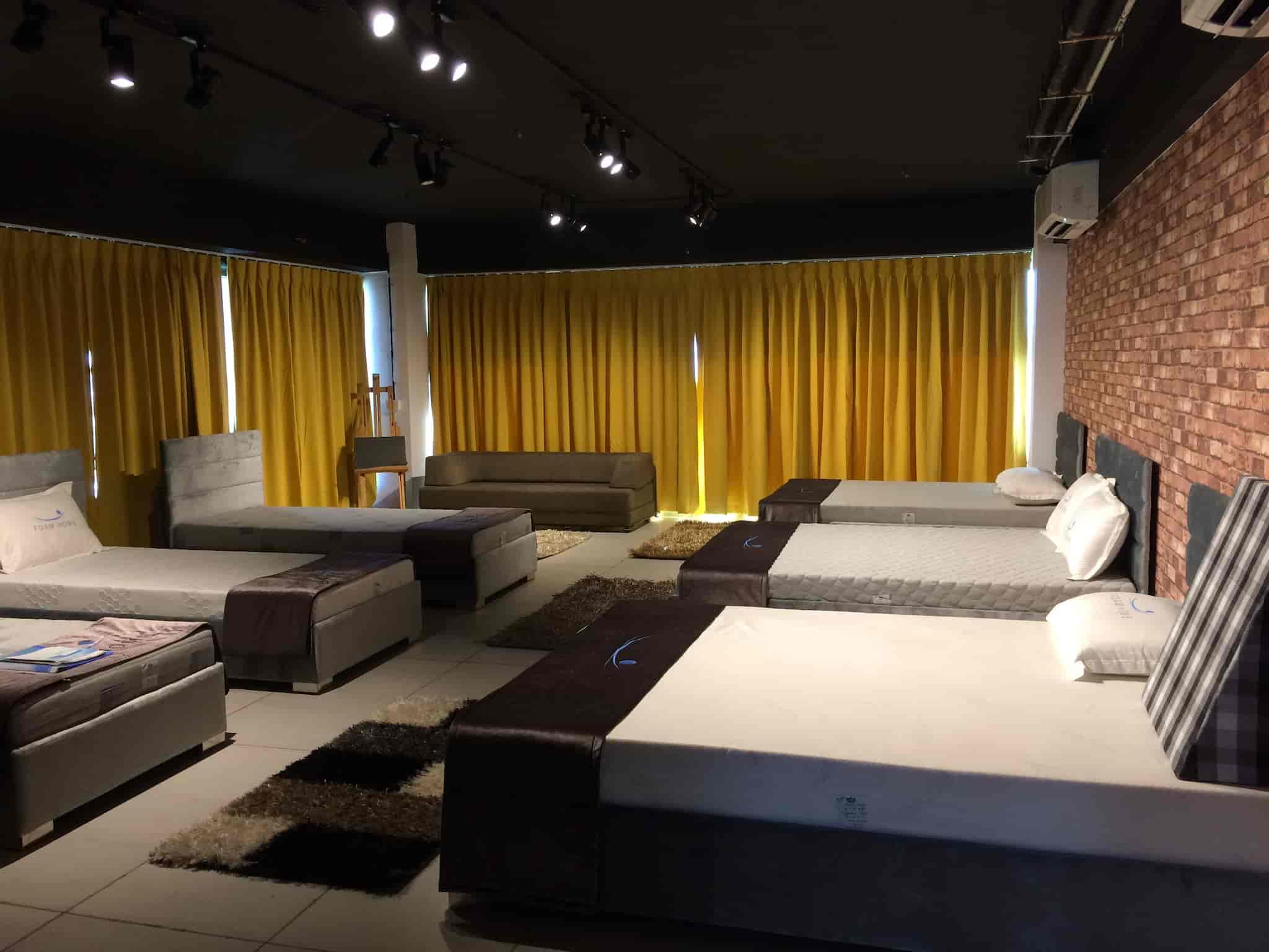 foam home piplod mattress dealers in surat justdial