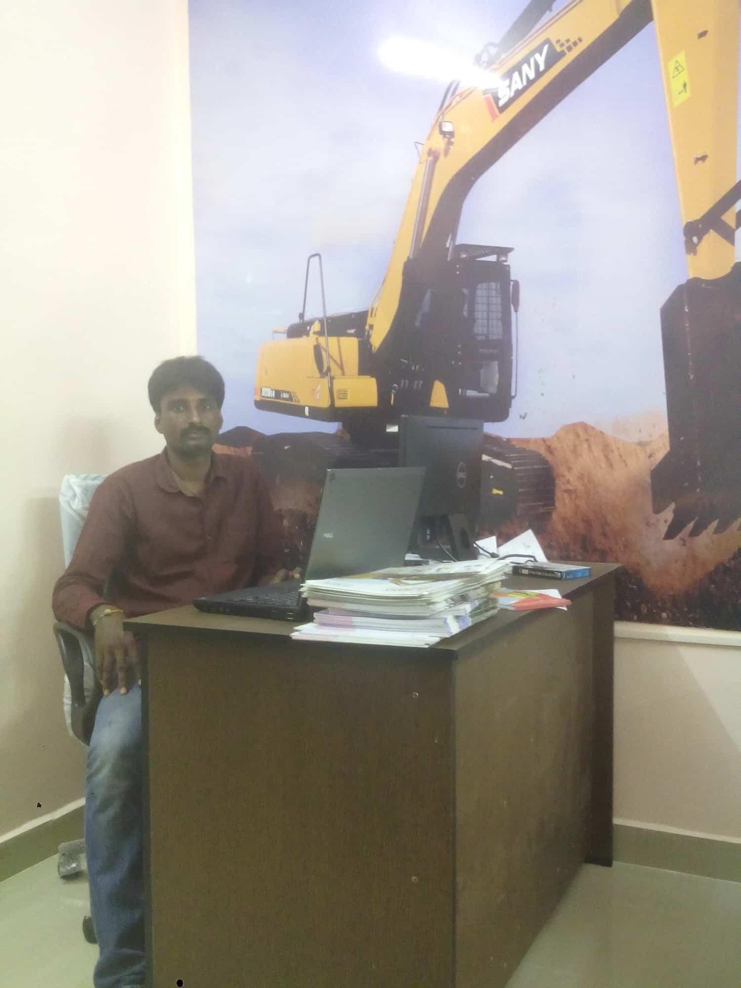 Sri Karthikeya Diesel and Genset Works Closed Down s