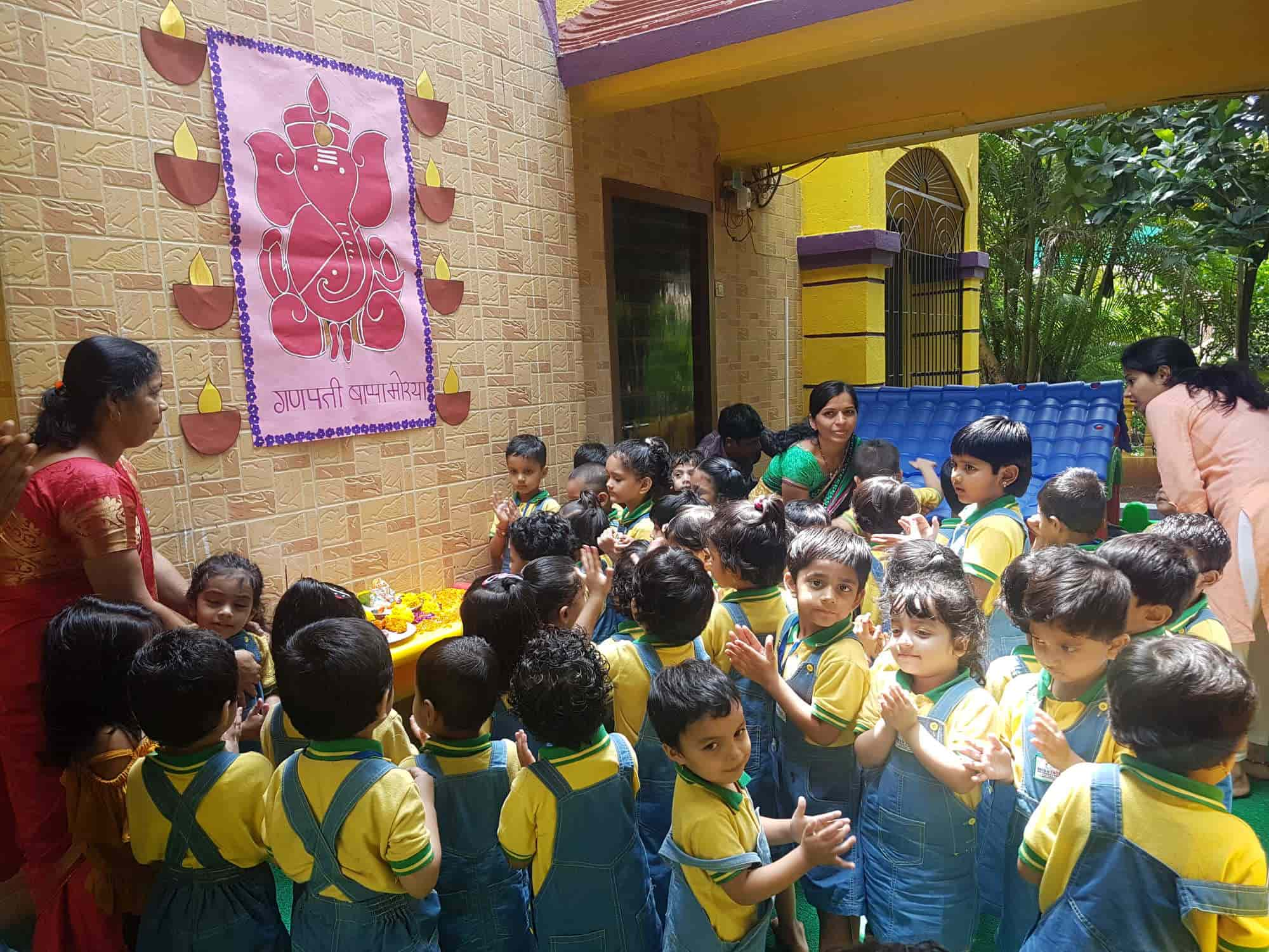 Top Infant Day Care Centres in Ambernath - Best Infant Day
