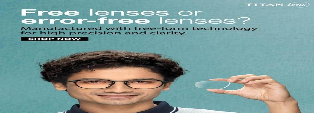 366c9608deff Titan Eye Plus, Thane West - Opticians in Thane, Mumbai - Justdial