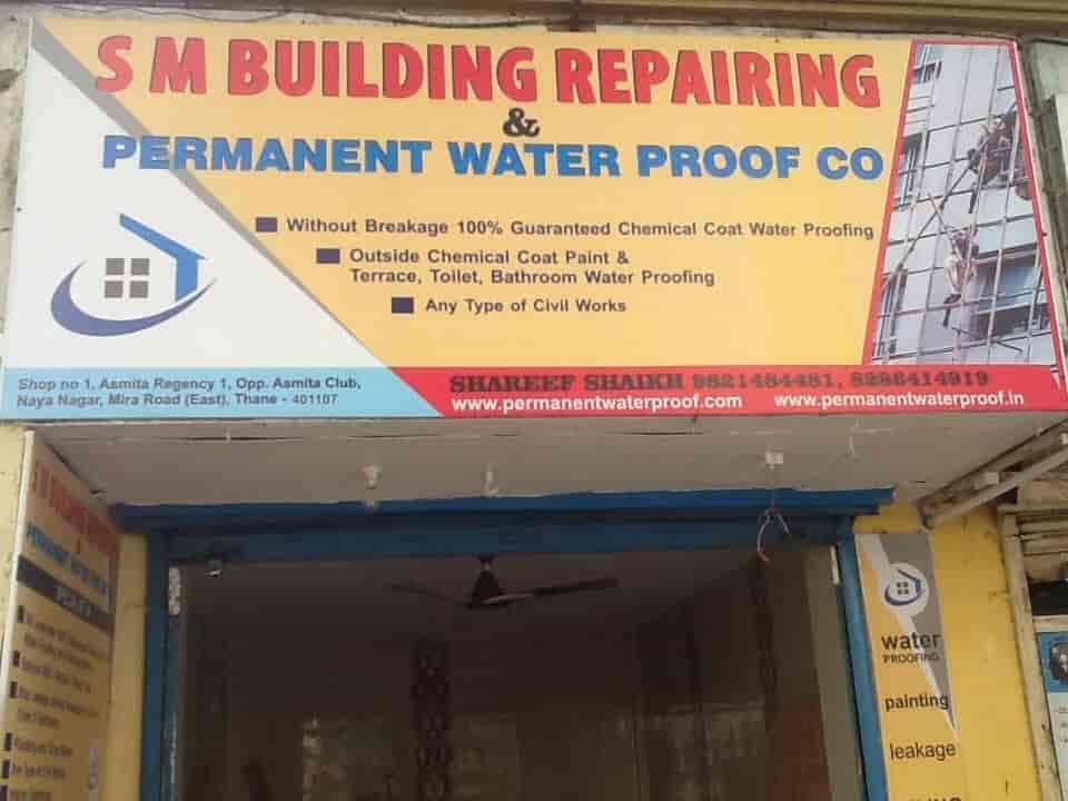 S M Building Repairing Mira Road Painting Contractors In Mumbai Justdial