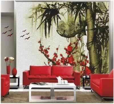 Murals Wall Art Kalkaji Delhi Wall Painting Dealers Justdial