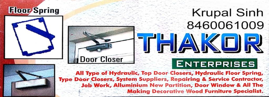 Thakor Enterprise Tarsali Glass Door Dealers In Vadodara Justdial