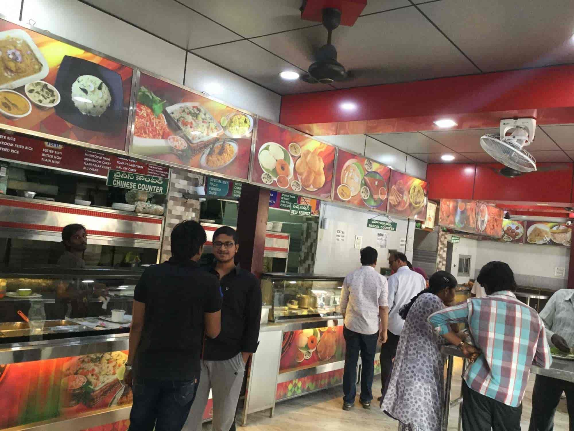Good Morning Restaurant Moghalraja Puram Vijayawada