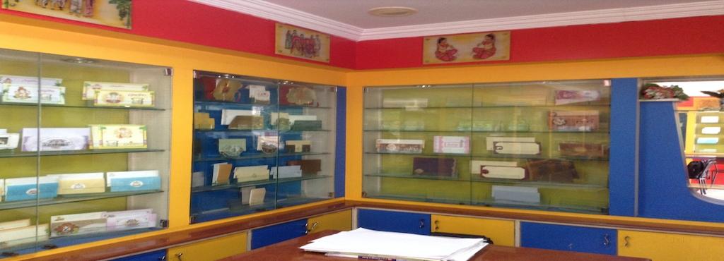 subhalekha wedding card showroom, market - flex printing services in