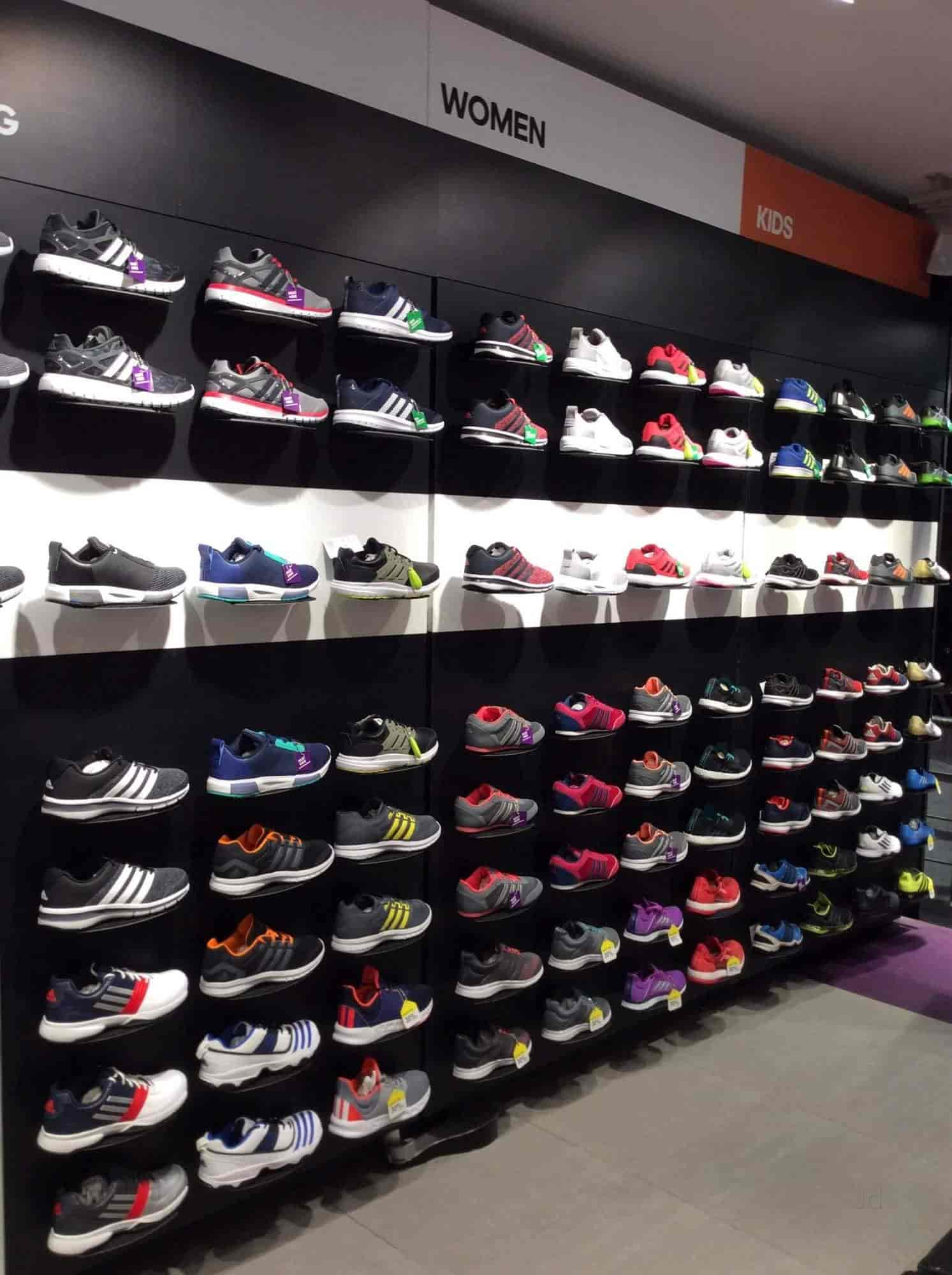 Adidas Performance Exclusive Store, Paschim Vihar - Shoe Dealers in Delhi -  Justdial