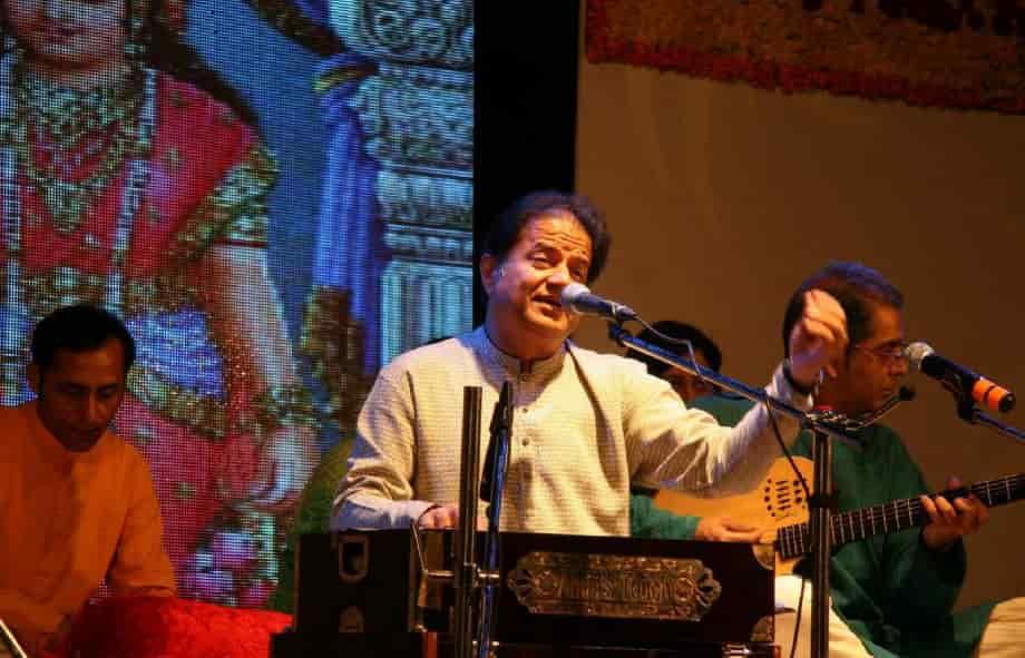 Image result for Anup Jalota