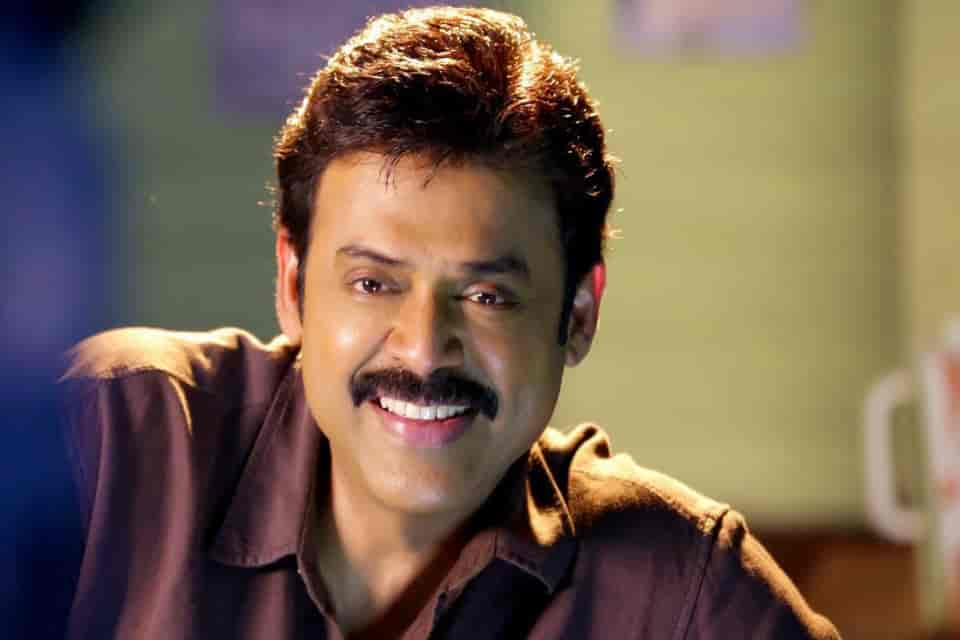Venkatesh Daggubati - Actor - Entertainment