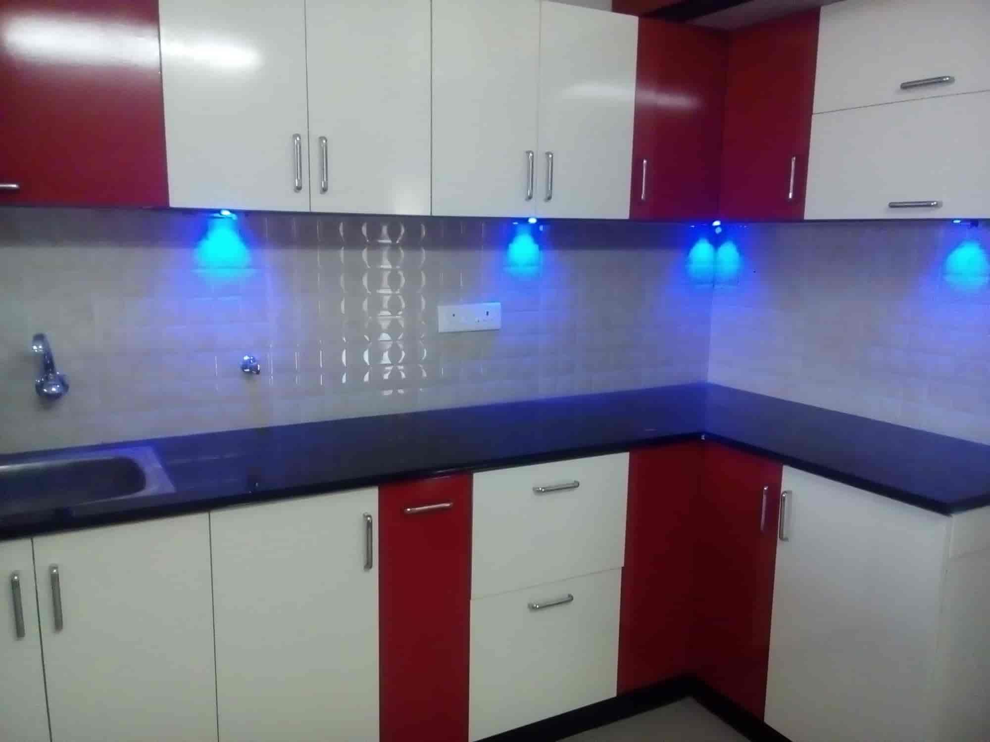 Modular Kitchen   Design Space Photos, Kuzhalmannam, Palakkad   Interior  Designers ...
