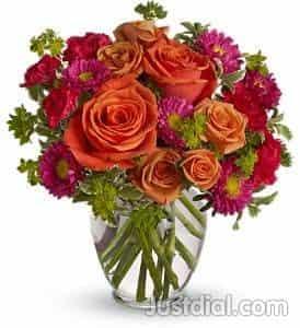 Blue Iris Florist, near bart ln,old fairbanks n houston rd