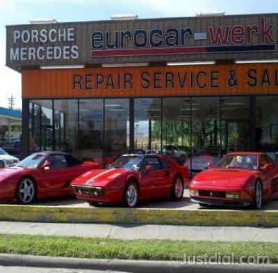Eurocar Werk Near S Rice Ave Tamarisk St Tx Houston Best Auto