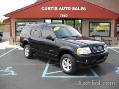 Curtis Auto Sales >> Curtis Auto Sales Inc Near S Girls School Rd State Road 134 In
