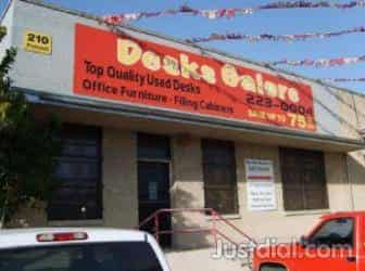 Desks Galore 210 Probandt San Antonio Tx